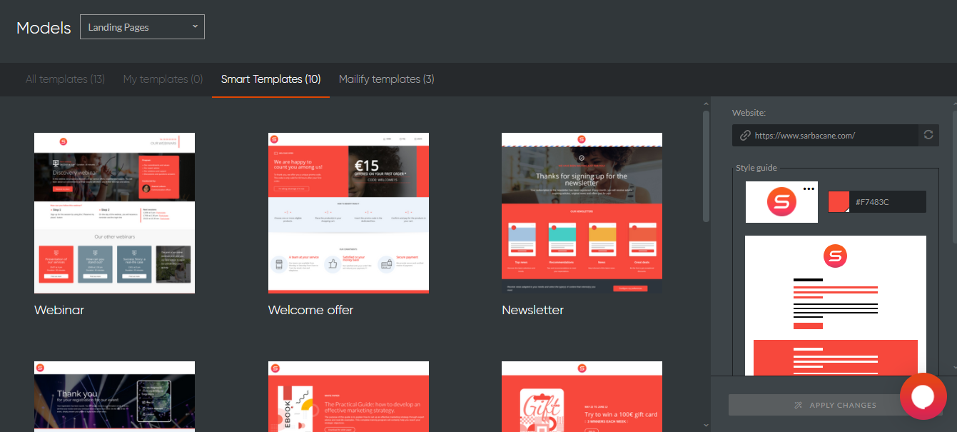 preview-smart-templates-landing-pages
