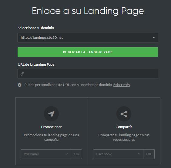 enlace-landing-page