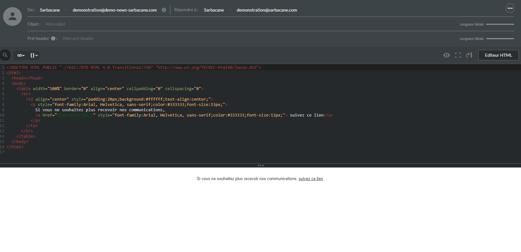 creation-emailing-html