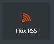 Contenu Flux RSS